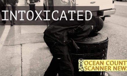 Ocean Gate: Intoxicated Female