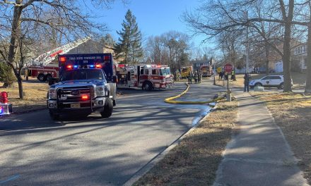 Toms River: Structure Fire (With Pictures)