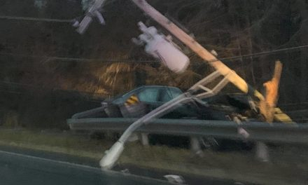 LAKEWOOD: Car vs Pole – Shorrock St