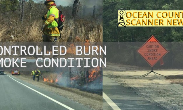 OCEAN COUNTY: Controlled Burn