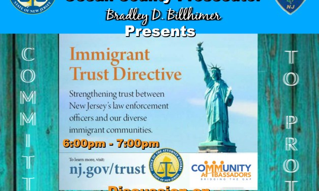 TOWN HALL MEETING ON IMMIGRANT TRUST DIRECTIVE AND BIAS/INTIMIDATION CRIMES