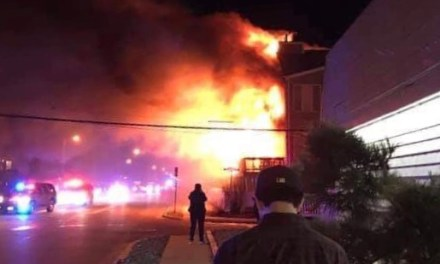 SEA BRIGHT: Working Structure Fire – 3 Alarm