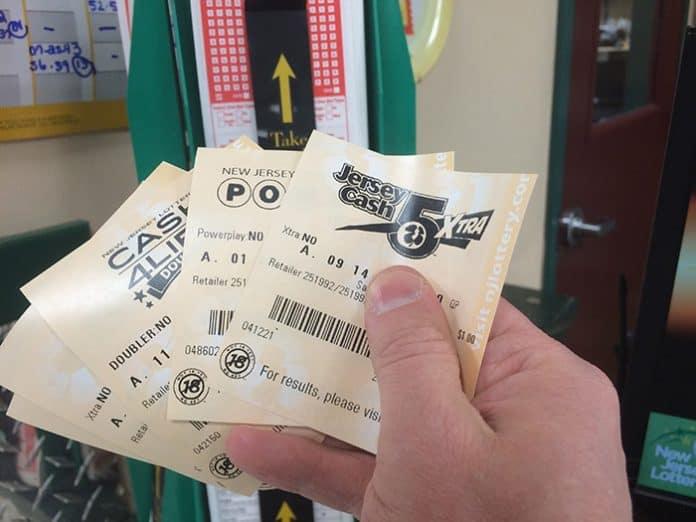 BRICK: $50,000 Winning Powerball Ticket Sold In Town