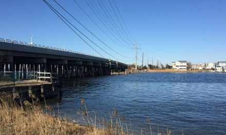 STAFFORD: Route 72 Westbound Traffic Shift On Old Causeway Bridge