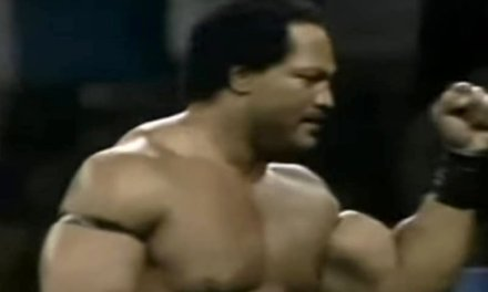 BARNEGAT:  Pro Wrestling With Ron Simmons Comes To Town!