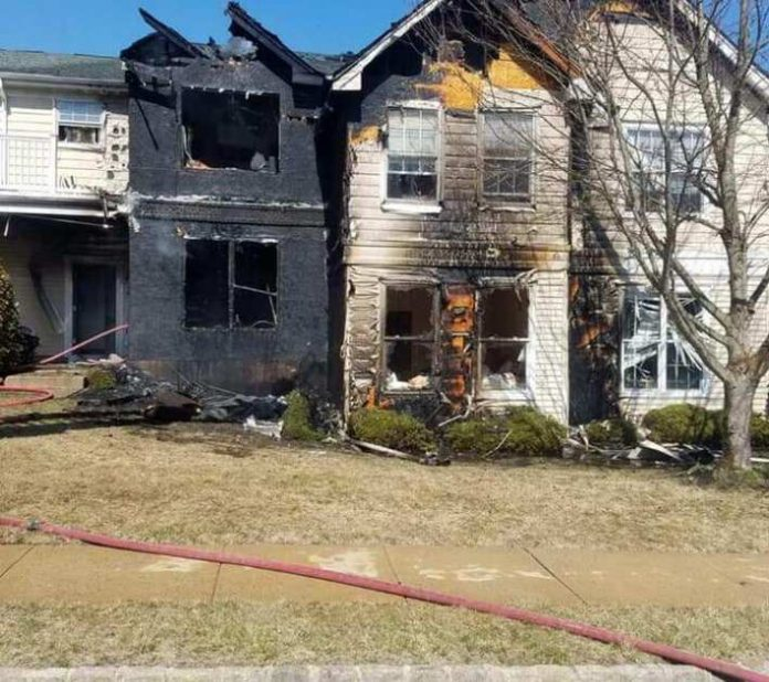BARNEGAT: Apartment Blaze Injures Two Firefighters, Cause Unknown