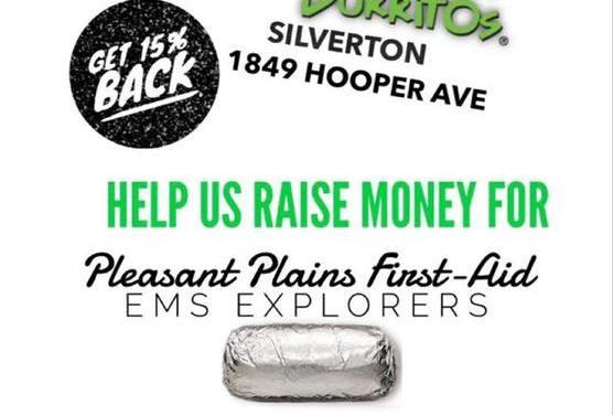Eat Bubbakoos & Help Pleasant Plains FAS!