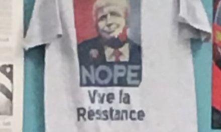 N.J. teacher displayed an anti-Trump T-shirt. One mom isn't happy.