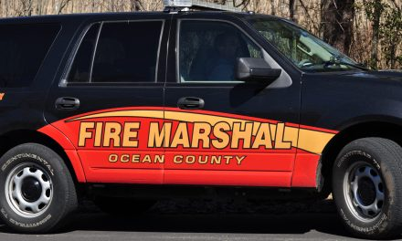 Ocean County Arson K9 for Invest
