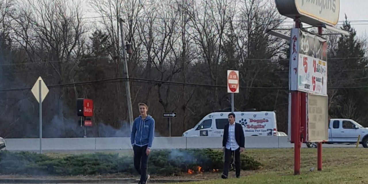 LAKEWOOD: Fire Starters Again