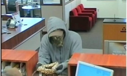 TR: Bank Robbery Press Release