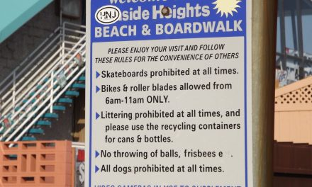 SEASIDE HEIGHTS: Overly Intoxicated Party