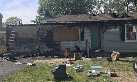 BEACHWOOD: A FAMILY BEGINS TO RECOVER FROM FIRE