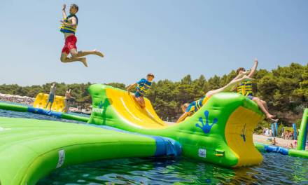 LACEY: An epic inflatable water park will open just in time for summer
