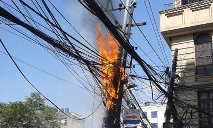 JACKSON: CR 537- Pole Fire