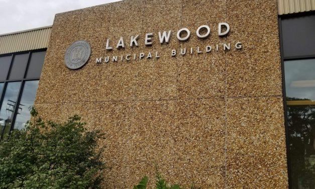 LAKEWOOD: Another Pedestrian Struck