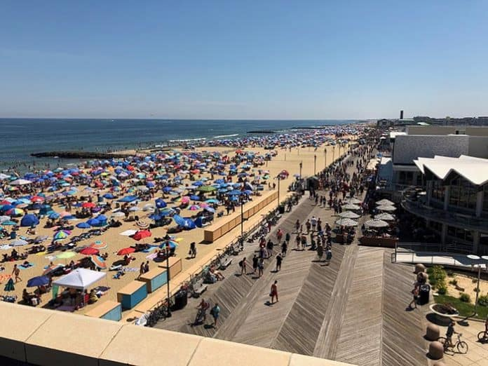 ASBURY PARK: Teen Arrested In July 4th Boardwalk Shooting