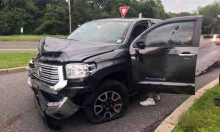 Police: Board Member Chased Driver, Crashed