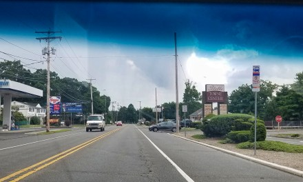 TOMS RIVER: Severe Weather/Waterspout Sighting