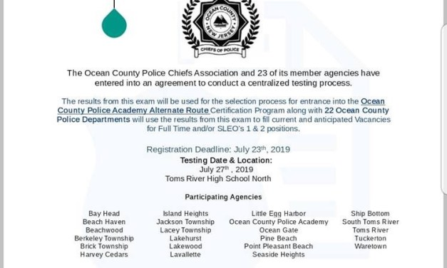 Looking for a Job in Law Enforcement?