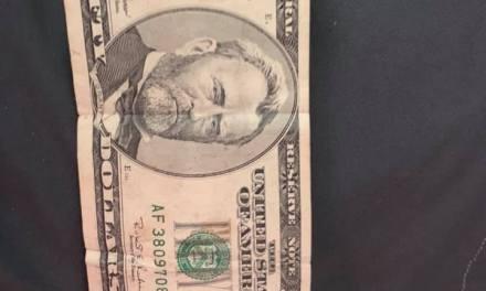 George Washington Bridge: Help find Sentimental $50 bill