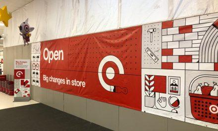 TR: Huge Remodel @ Target