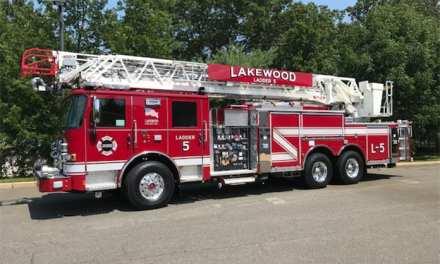 Lakewood: Brush Fire