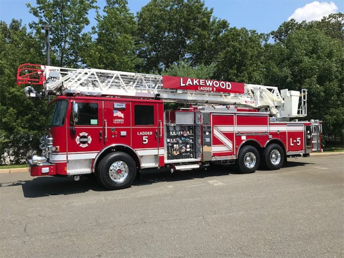 LAKEWOOD: Pump House Fire