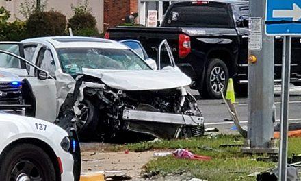 Toms River: Crash Sends 3 To Trauma Center (Press Release)