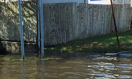 Toms River: Flooding Causes Traffic Delays