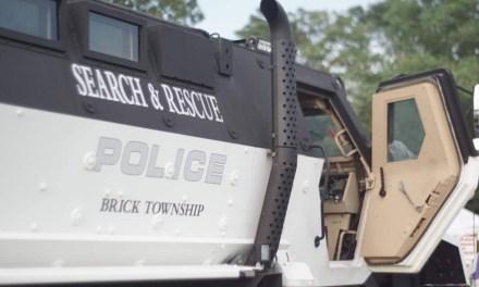 BRICK: Police Presence
