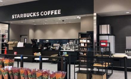 TR Target: Starbucks Set to Open Soon!