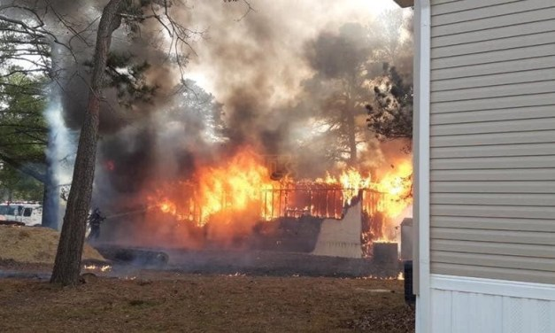 MANCHESTER: Structure Fire Claims 9 Cats