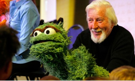 Caroll Spinney, famous Sesame Street Puppeteer and actor for Big Bird and Oscar the Grouch has passed away