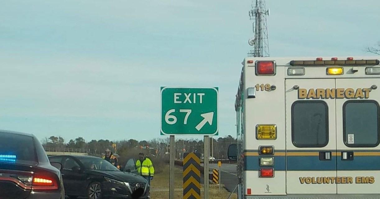 GSP: Earlier MVA @ Exit 67