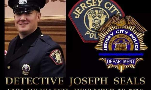 An Official memorial fund has been set up for Detective Joseph Seals by the JCPOBA