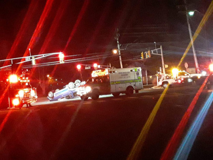 TOMS RIVER: Fischer @ Yellowbank MVA Caused by Drunk Driver