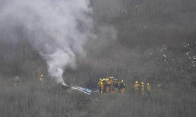 9 people confirmed dead in helicopter accident including Kobe and Gigi Bryant as well as John, Keri and alyssa altobelli