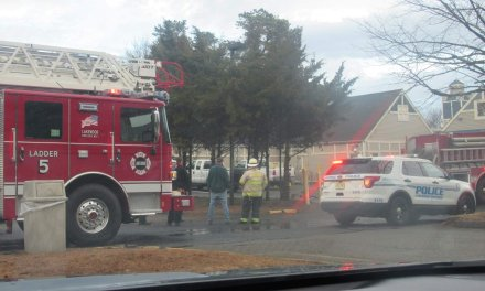 Lakewood: Laundry Room Fire