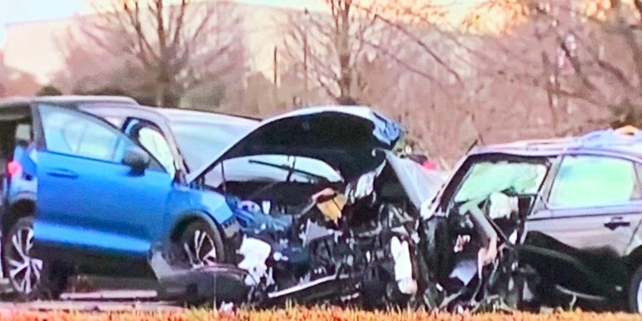 Brick:  Motor Vehicle Crash