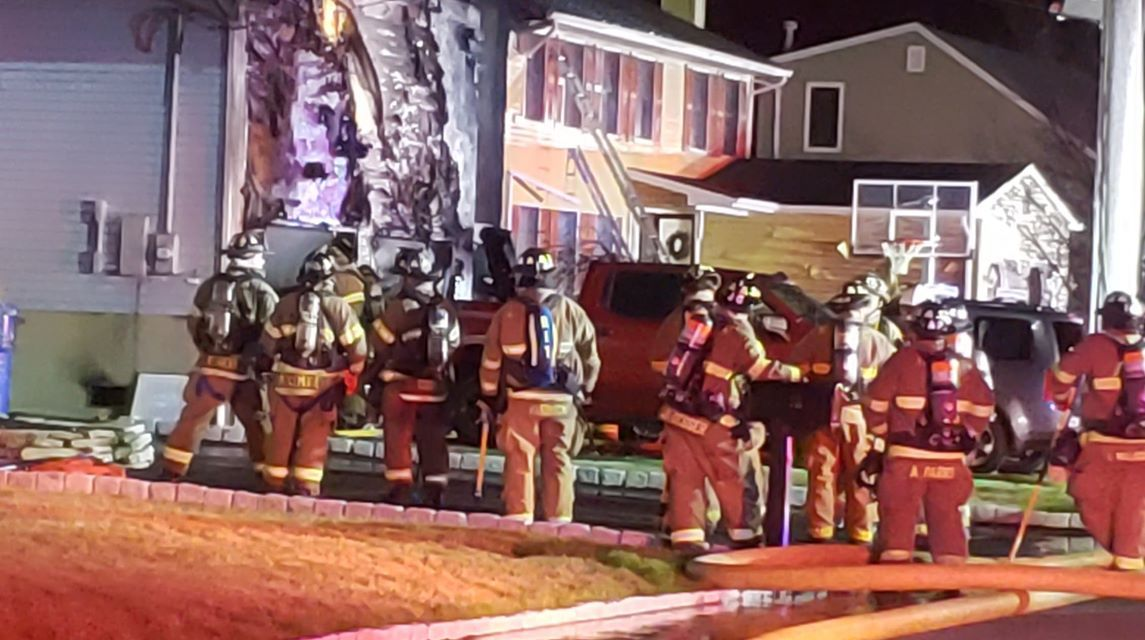TOMS RIVER (Silverton): 5-Unit Fire Results in One Fatality