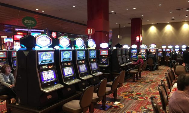 ATLANTIC CITY: Casinos Set to Close