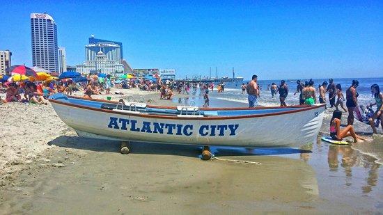 ATLANTIC CITY : COVID-19 TESTING