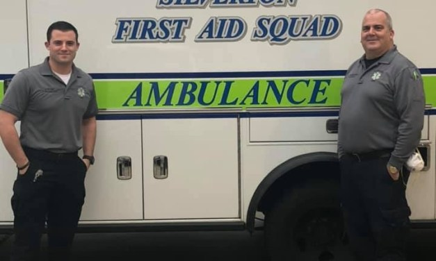 TOMS RIVER: Two Councilmen Still Serving as EMT's