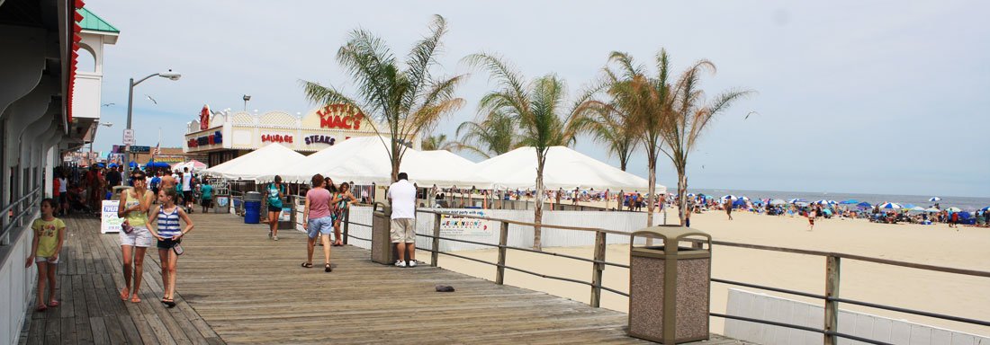 POINT PLEASANT BEACH: More Restrictions Lifted