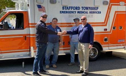 STAFFORD: EMS Squad Gets New Rig