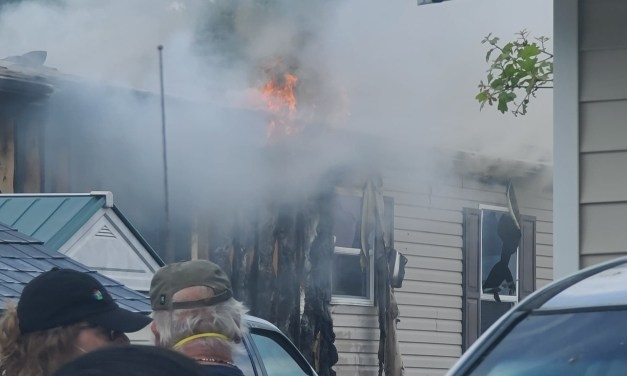 MANCHESTER: Dryer Fire Turned Structure Fire