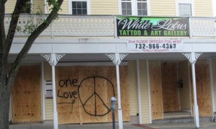 TOMS RIVER: Preparations for Unknown Protests