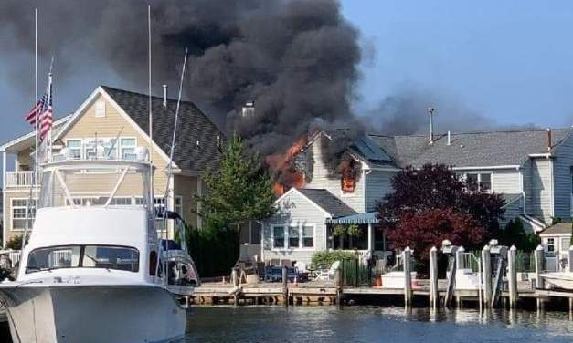 Point Pleasant: Home Fire