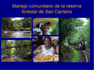 Figure 5. Community management of Nature tourism in Utría y Nuquí